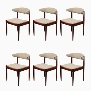 Mid-Century Dining Chairs, 1950s, Set of 6