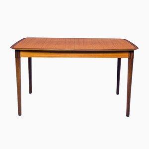 Ausziehbarer Vintage Esstisch von Lübke