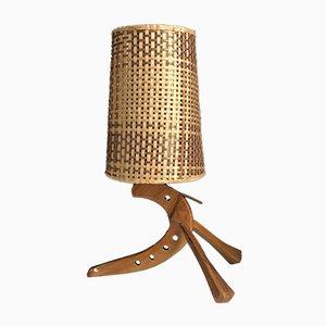 Skandinavische Vintage Tischlampe