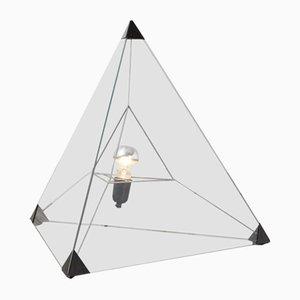 Lampada da terra Tetrahedron di Frans van Nieuwenborg e Martijn Wegman per Indoor, anni '80