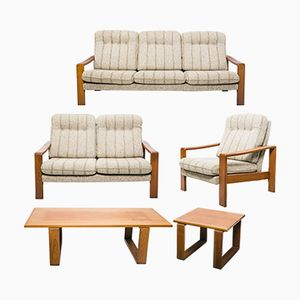 Vintage Danish Teak Living Room Set