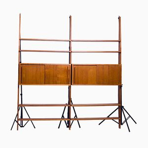 Vintage Danish Teak Shelf