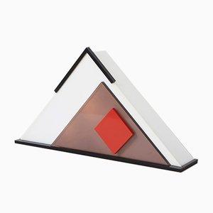 Lámpara de mesa moderna de Freek van Zijl, 1973