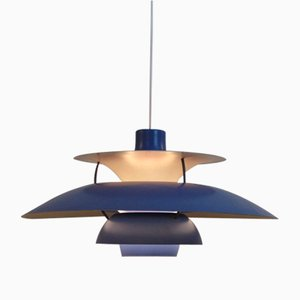 Vintage PH5 Pendant by Poul Henningsen for Louis Poulsen, 1960s