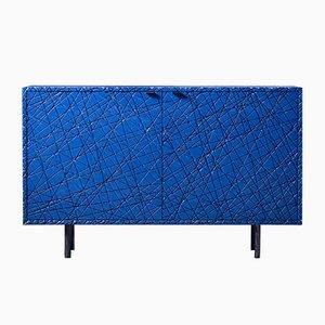 Blauer Scars Schrank von Alon Dodo