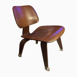 Vintage LCW Stuhl von Charles & Ray Eames für Herman Miller, 1945