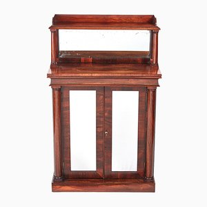 Small Antique William IV Rosewood Chiffonier
