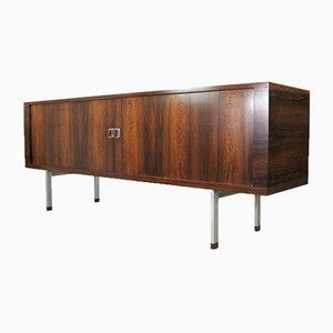 Vintage Model RY 25 President Sideboard by Hans J. Wegner for Ry Møbler, 1955
