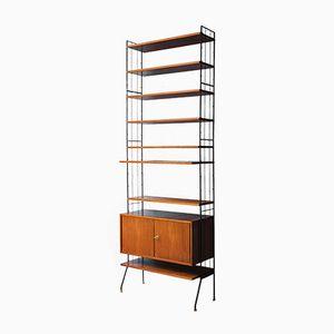 Vintage Teak Shelf System