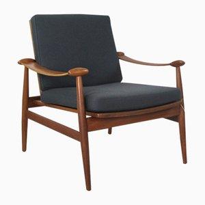 Vintage Modell FD133 Spade Chair von Finn Juhl für France & Søn, 1950er