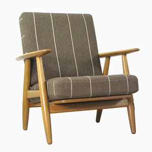 Vintage Cigar Chair by Hans J. Wegner for Getama