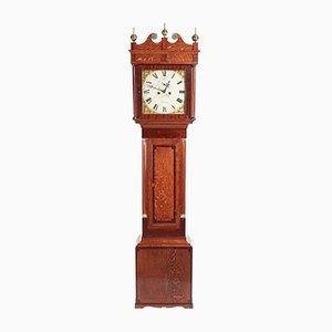 Horloge Longcase Antique en Chêne