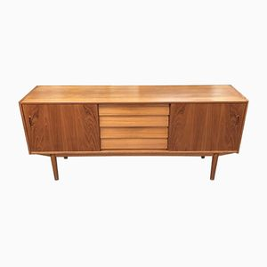 Trio Sideboard by Nils Jonsson for Troeds, 1960s