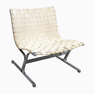 Vintage PLR1 Armchair by Ross Littell for ICF De Padova