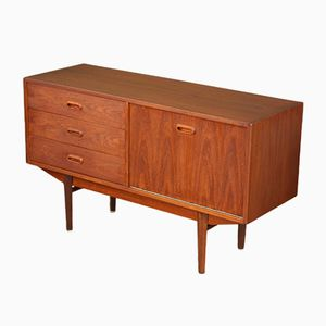 Mid-Century Dutch Teak Sideboard