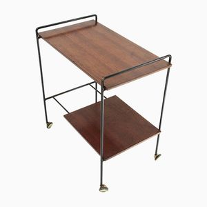 Mid-Century Italian Serving Bar Cart, 1960s