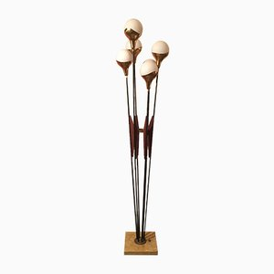 Mid-Century Floor Lamp from Stilnovo
