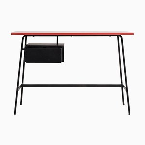 Desk by Pierre Paulin for Thonet, 1950s