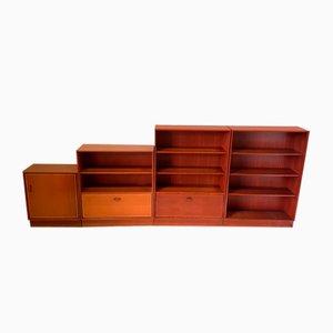 Libreria modulare vintage di Kempkes