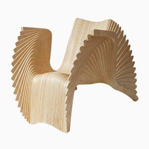 Monroe Chair aus Esche von Alexander White