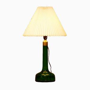 Lámpara de mesa escandinava de Holmegaard, años 60
