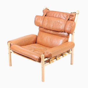 Vintage Inca Lounge Chair by Arne Norell