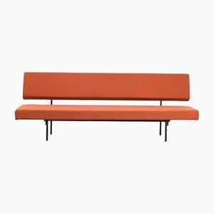 Sofá cama modelo 540 de Gijs van der Sluis para Van der Sluis Stalen Meubelen, años 60