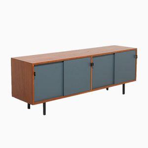 Sideboard aus Teak von Florence Knoll Bassett für Knoll International, 1960er