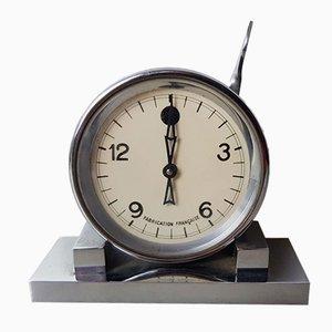 French Art Deco Laboratory Clock