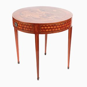 Antique Inlaid Satinwood Centre Table