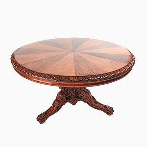 Round Center Table, 1850s