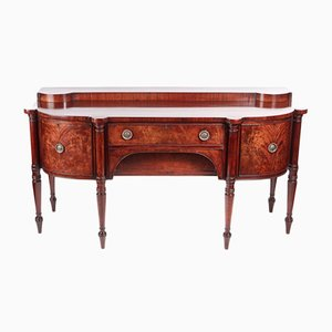 Antikes George III Sideboard aus Mahagoni