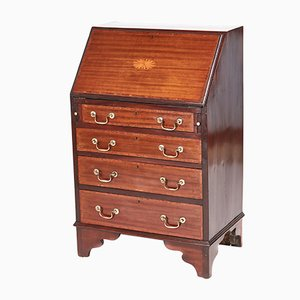 Small Edwardian Inlaid Bureau