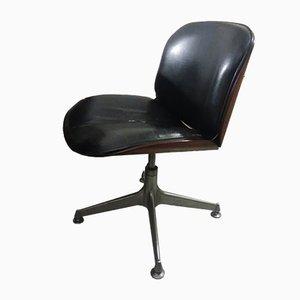 Chaise de Bureau Vintage par Ico & Luisa Parisi pour MIM