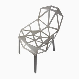 Vintage Italian Silla Chair_One by Konstantin Grcic for Magis