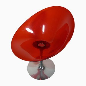 Italian EroS Chair by Philippe Starck for Kartell, 1990s