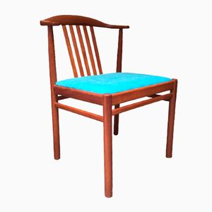 Mid-Century Danish Teak Dining Chairs, 1960s Set of 4
