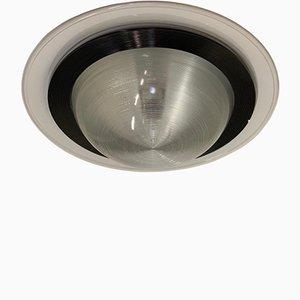 Lampada da soffitto Sat35 vintage di Boccato, Gigante e Zambusi per Luci, anni '80
