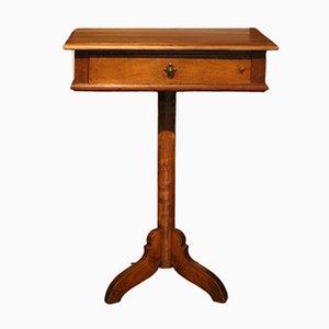 Table d'Appoint Louis Philippe Antique