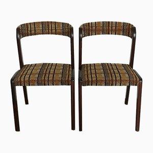 Beistellstühle von Baumann, 1970er, 2er Set