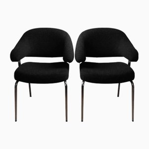 Desk Chairs, 1980s, Set of 2