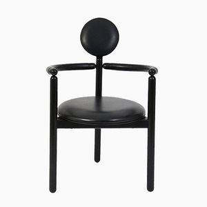 Modell Pan Armlehnstuhl von Vico Magistretti für Rosenthal, 1970er