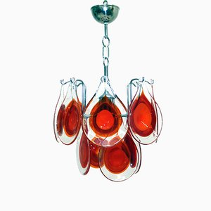 Murano Chandelier from Vistosi, 1960s