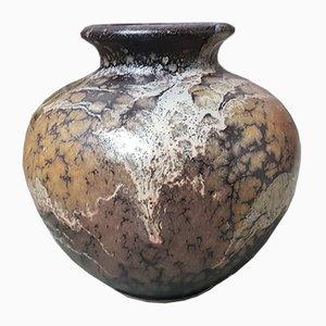 Vintage Fat Lava Vase von Ruscha