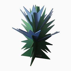 Sculpture de Bleuet par Giacomo Balla, 1986