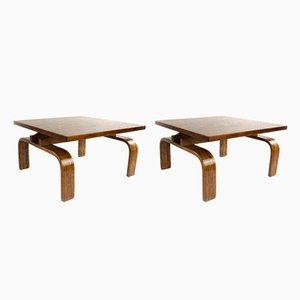 Model 28 Coffee Tables from AG Barcelona, 1960s, Set of 2