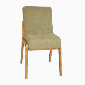 Olivgrüner Vintage Aga Chair von Józef Chierowski, 1970er