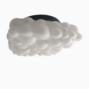 Lampada da soffitto Bubbles di Helena Tynell, anni '60