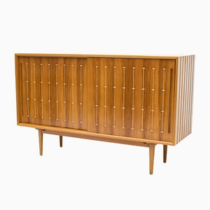 Walnut Sideboard from Heals, 1950s