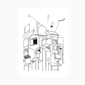 Affiche Kite par Atang Tshikare pour Fiercepop